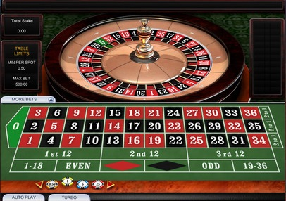 Enjoy all typical roulette thrills, thanks to Playtech gaming software.