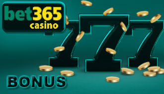 Enjoy plenty exclusive offers at Bet365 casino