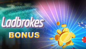 Ongoing promotion by Ladbrokes casino