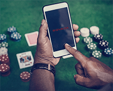 Bovada casino has one of the most mobile-optimized websites and supports all mobile devices
