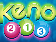 Win on Keno at CoolCat casino