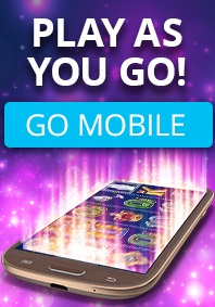 Enjoy the excitement of mobile online Roulette and win real money.