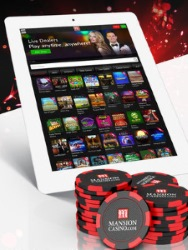 Mansion Casino with its mobile app has been an industry leader since its foundation in 2004.