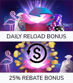 Miami Club casino unique rewards and bonuses.