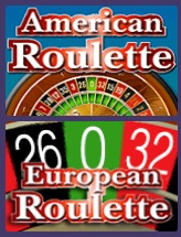 There are only two variants of roulette at Miami Club casino.