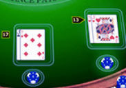 Try 888 casino multihand blackjack game for fun