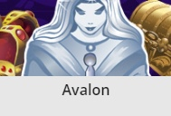 Enjoy Avalon online slot at JackpotCity casino