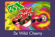 Check out 3x Wild Cherry slot game at Miami Club casino
