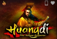 Check out Huangdi slot game at Ruby Fortune casino