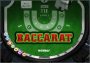 Try Baccarat game online here at Winner casino