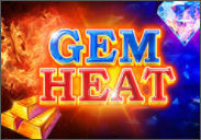 Play Gem Heat slot game provided by Winner casino