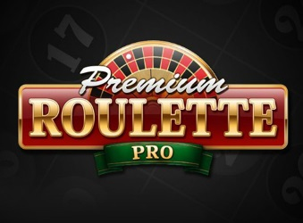 Premium Roulette Pro uses a European style layout and offers many features.
