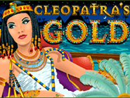 Play Cleaopatra's Gold jackpot game at Raging Bull casino