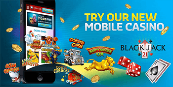 The website of Silver Oak casino is fully mobile-optimized