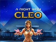 At Slots.lv casino you'll find A Night with Cleo Slot with huge jackpot!